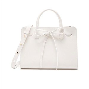 New Mansur Gavriel Mini Sun Leather Bag